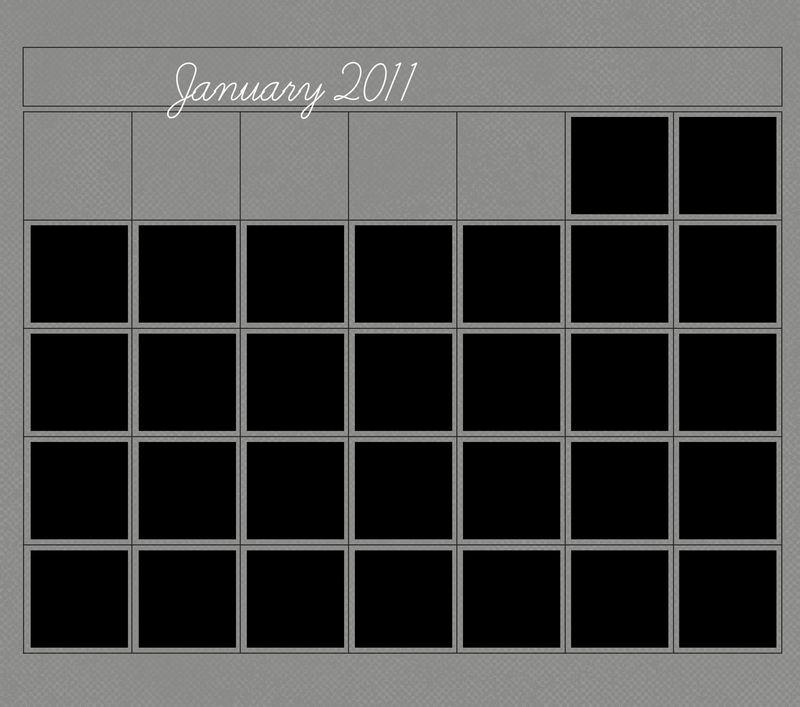 Mock Calendar