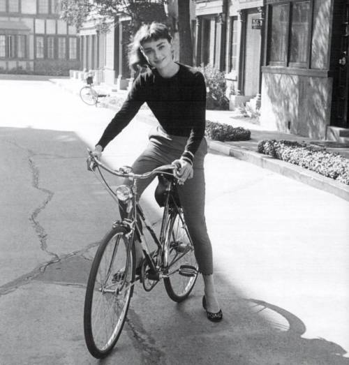 Audrey bike pants 2