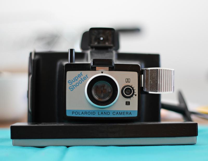 Super shooter camera