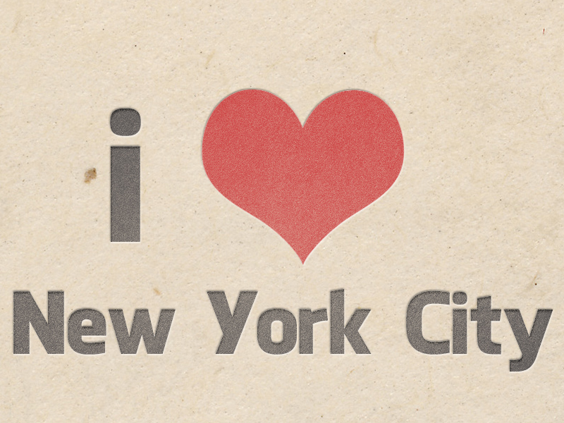 NYC Letterpress