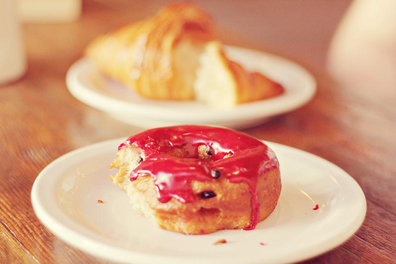 Morning-donut